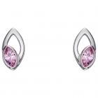 Fiorelli - Pink CZ Marquise Earrings
